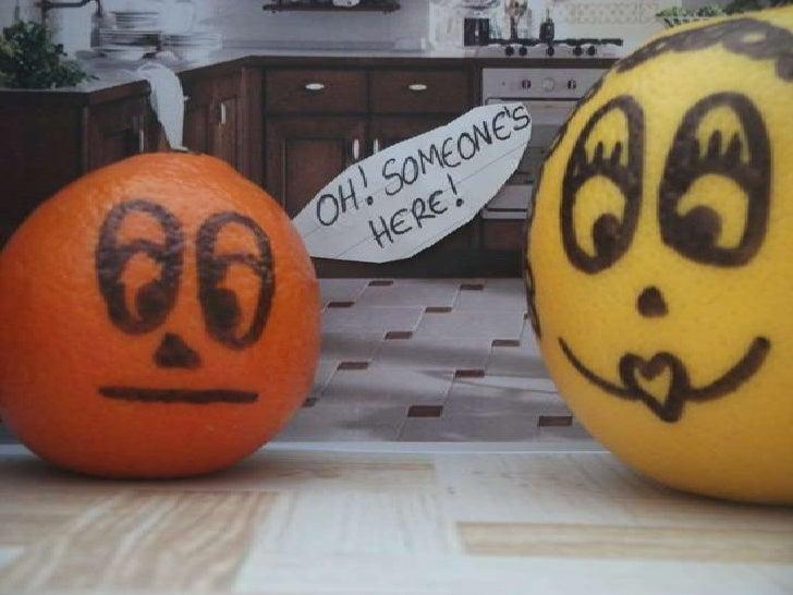 Stopmotion film ptfour - Orange's Party