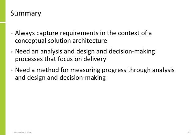 design thinking and decision analysis Design thinking involves empathetic engagement with the clients of government  developing solutions, and improving their decision-making.