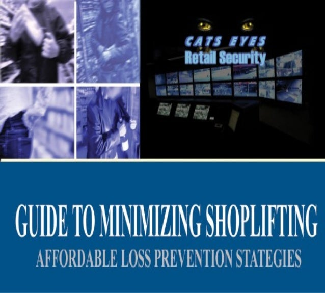 STOP SHOPLIFTING You work too hard to have profits walk out your door Ten Affordable Ways To Reduce Retail Loss