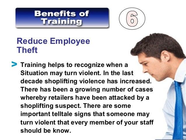Shoplifting Prevention Training