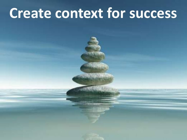 Create context forsuccess<br />