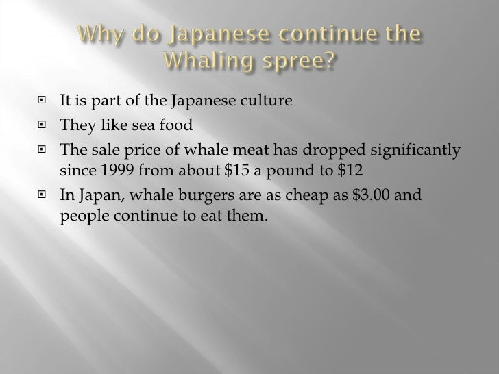 how to stop japanese whaling