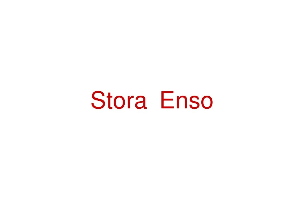 Stora Enso   Confidential      Divison, MMMM dd, yyyy, Reference   1
