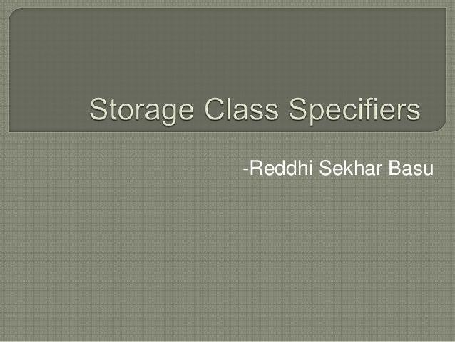 -Reddhi Sekhar Basu