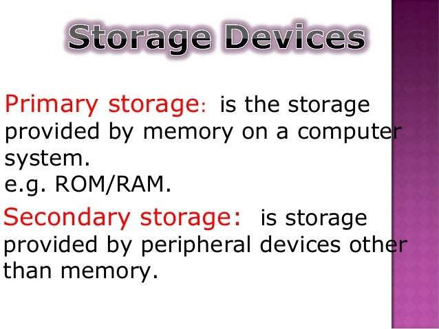 Memory Ram And Rom Definition.12 It2003. Computer Science ...