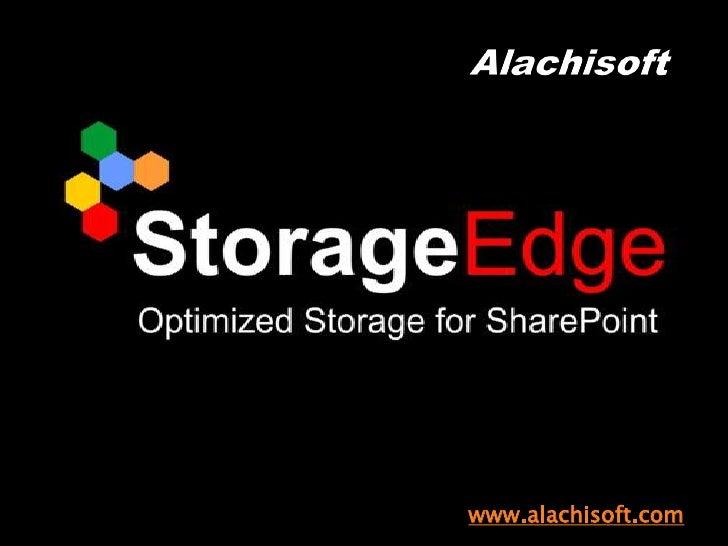 www.alachisoft.com<br />