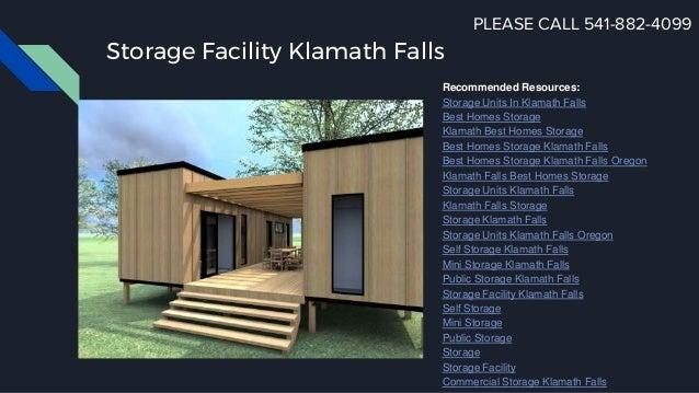 Storage Units In Klamath Falls