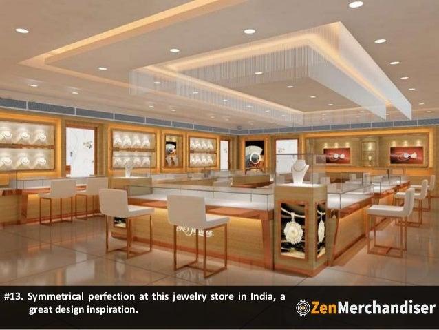 100 Beautiful Jewelry Store Designs