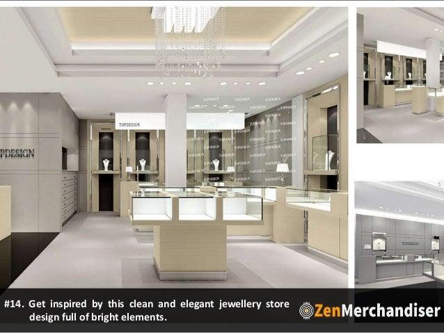 100+ Beautiful Jewelry Store Designs