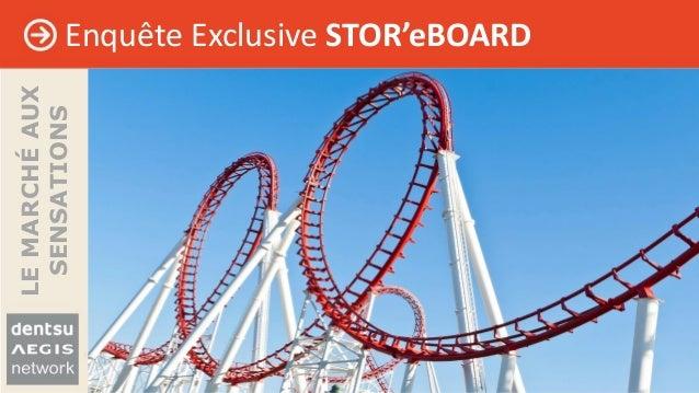 Stor'e board résultats & illustrations enquête exclusive mars 2015 Slide 3