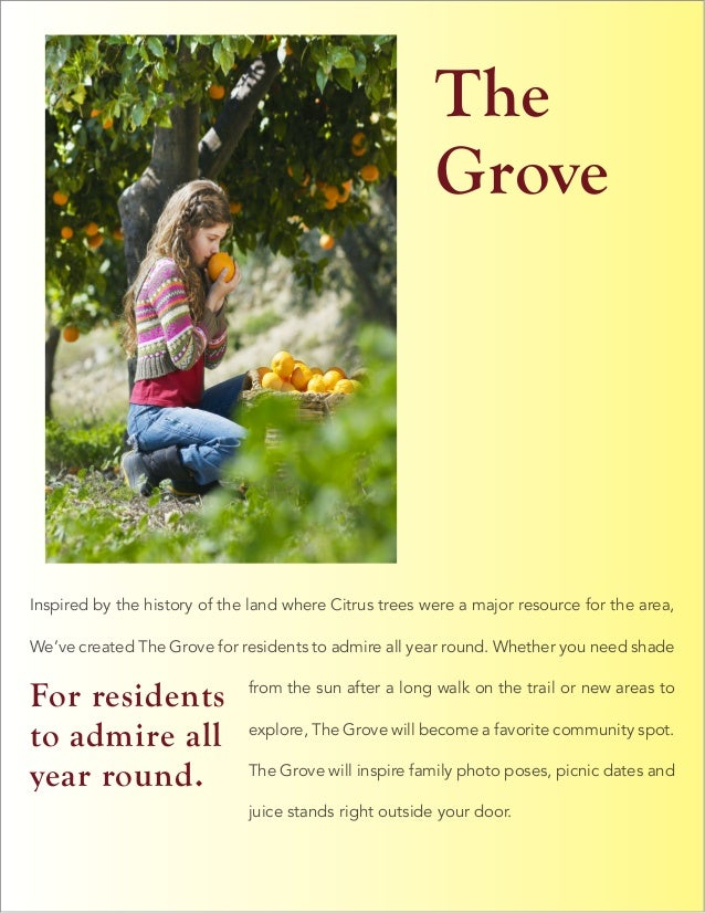 Storey Grove Community Winter Garden Info
