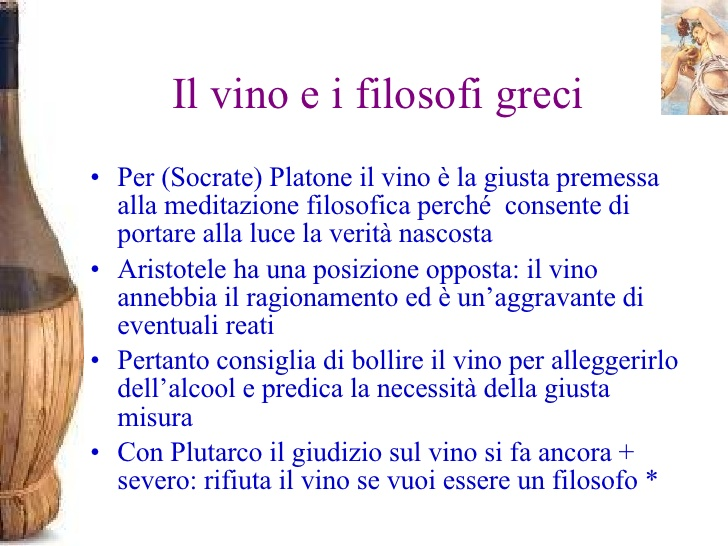 Molto Storia Del Vino In Età Antica B CA42