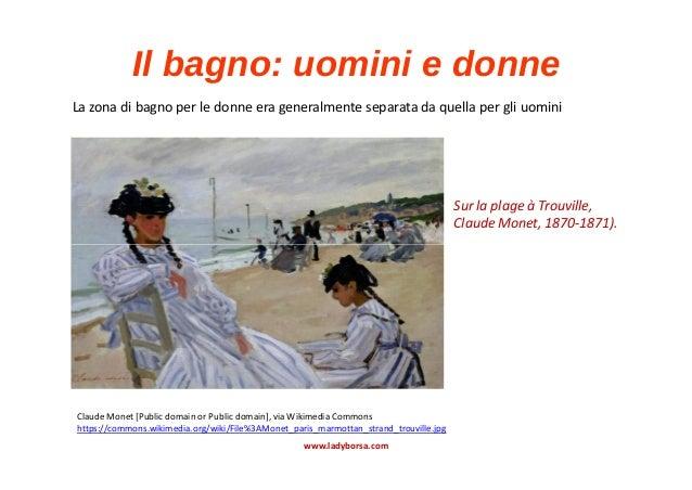 Storia del costume da bagno femminile - Uomini in costume da bagno ...