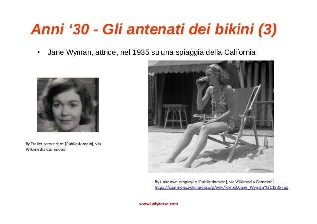 Storia del costume da bagno femminile - Costume da bagno anni 30 ...