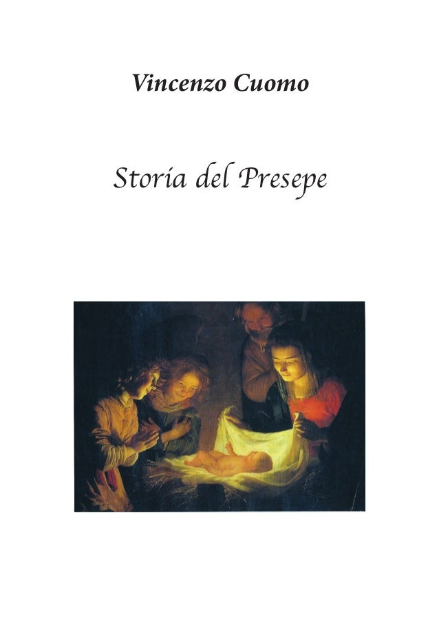 Vincenzo CuomoStoria del Presepe
