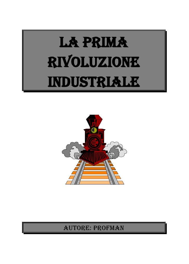 Appunti di storia economica rivoluzione industriale for 1 case di storia