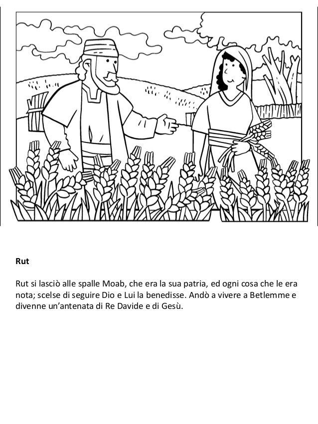 Storie Dell Antico Testamento Per I Bambini Libro Da Colorare