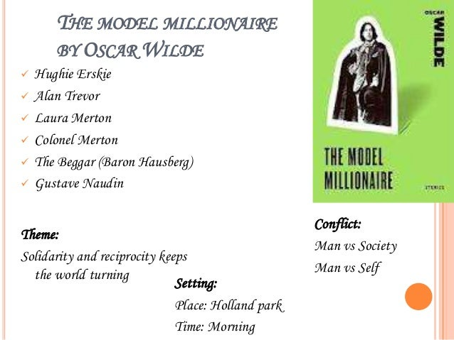 The Model Millionaire, Oscar Wilde Essay