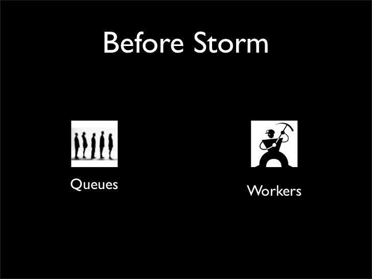 Storm: distributed and fault-tolerant realtime computation Slide 3