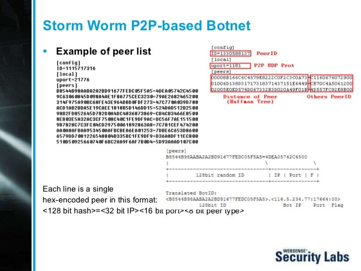 Storm bot worms - Dogecoin reddit review