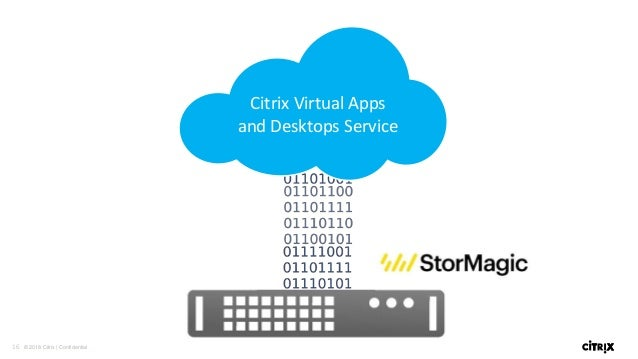 Running Citrix Workloads at The Edge with StorMagic
