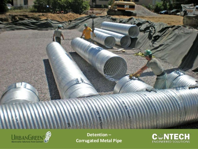 Stormwater Products Slideshow - Contech Engineered Solution  Slide 3