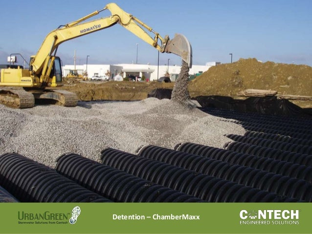 Stormwater Products Slideshow Contech Engineered Solution