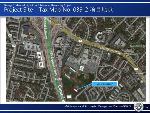 Stormwater Management Information Sharing With Shandong