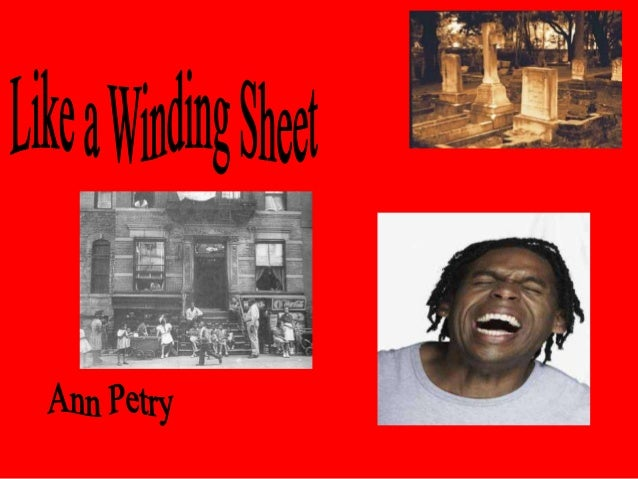 a sense of imprisonment in like a winding street by ann petry To my old master, jourdon anderson (19th century) from incidents in the life of a slave girl, harriet ann jacobs (1813-1897) from narrative of the life of frederick douglass, frederick douglass ( 1817-1895) i could be a conjure doctor and make plenty of money, lorenzo ezell (wpa archives.
