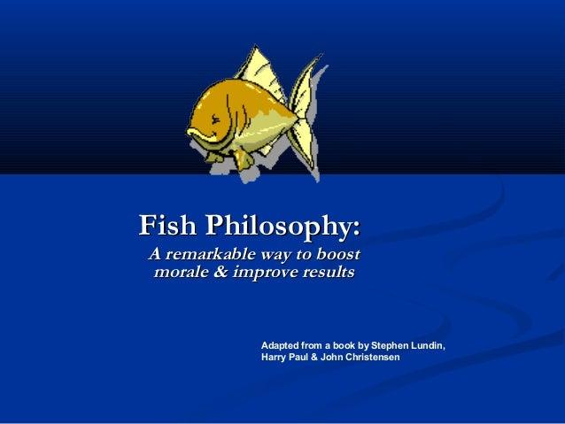 Fish Philosophy Book Pdf