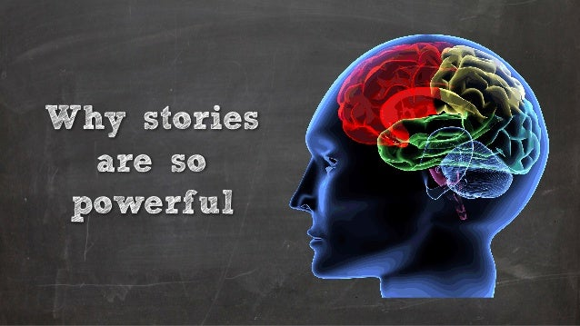 """""""A story is a trick for sneaking ! a message into the fortified ! citadel of the human mind"""""""