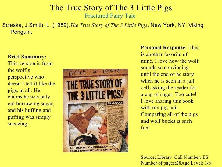 Fairy tale short story summary