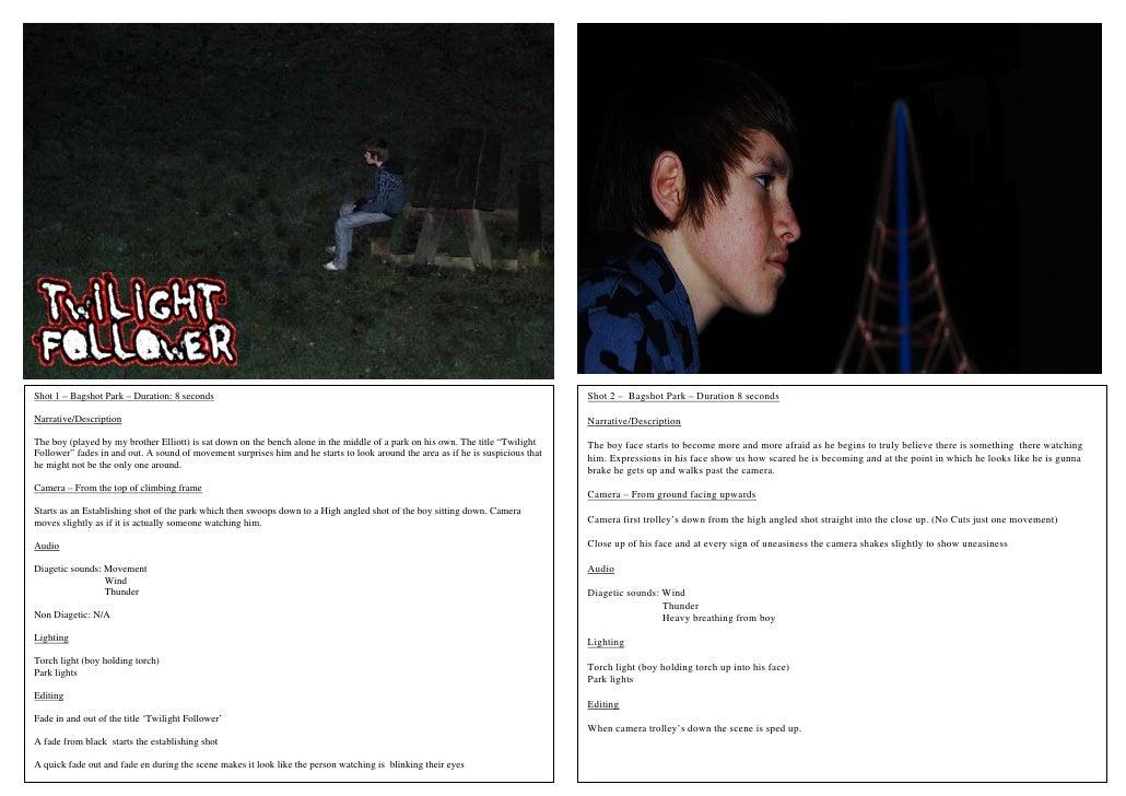 Shot 1 – Bagshot Park – Duration: 8 seconds                                                                               ...