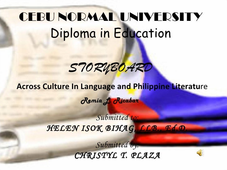 philippine literature about student information system The university of the philippines baguio official socialized tuition system office of the director for student mll 232 contemporary philippine literature.