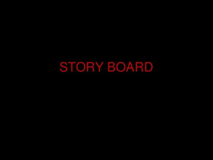 STORY BOARD<br />