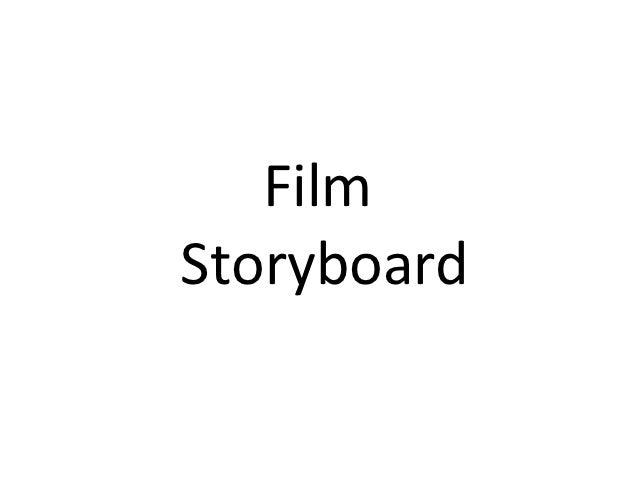 FilmStoryboard