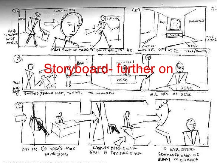 Storyboard- further on