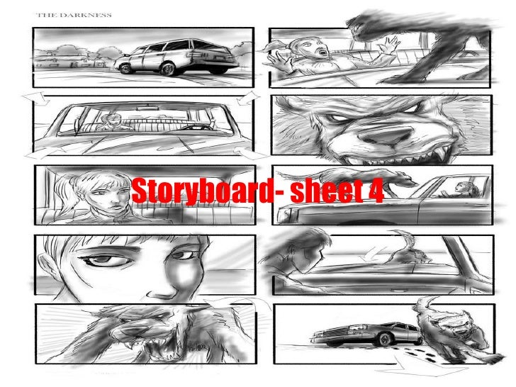 Storyboard- sheet 4