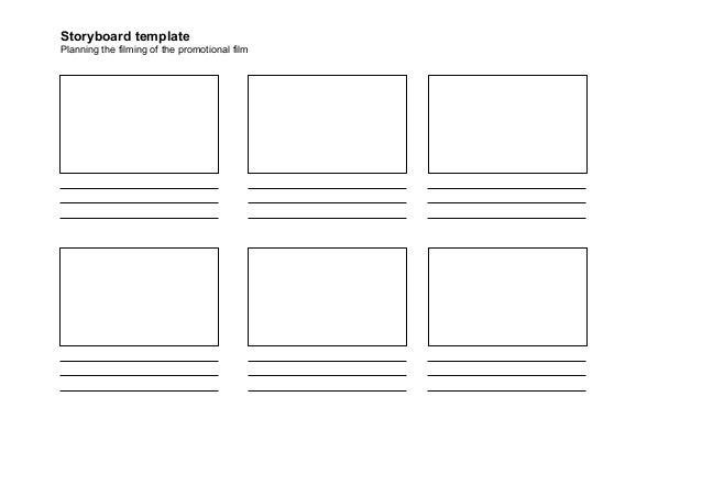Storyboard template for Storyboard template app