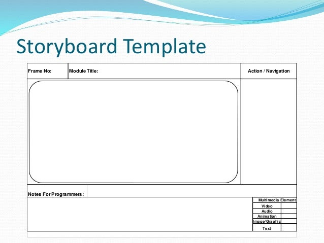 Storyboard Digital Imedia