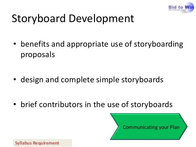 Apmp Foundation Storyboard Development