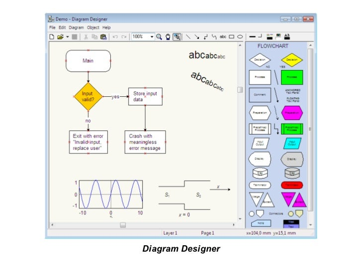Storyboarding and wireframe tools review conceptdraw 27 diagram designer ccuart Image collections