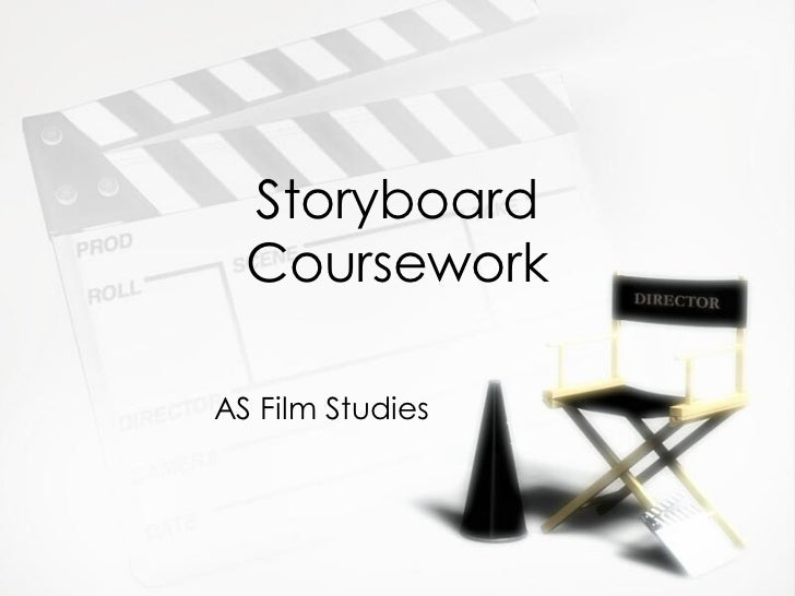 Storyboard Coursework AS Film Studies