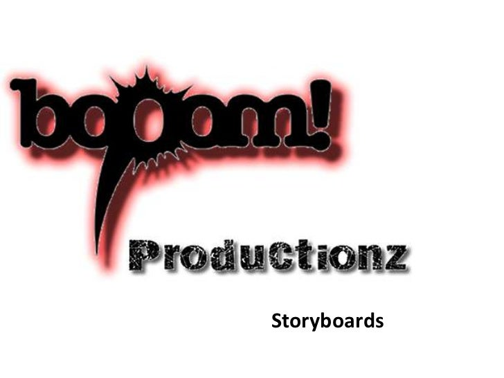 Storyboards<br />
