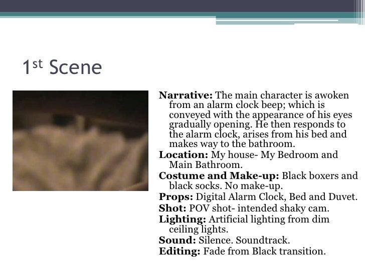 Story Boards- Definitive. Slide 2