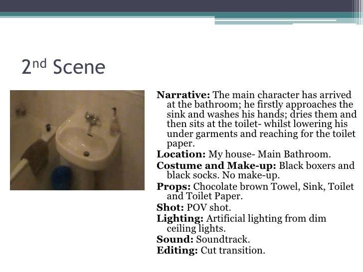Story Boards- Definitive. Slide 3