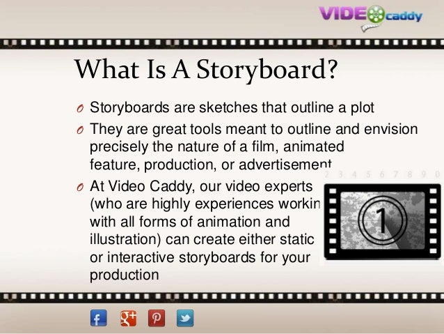 Story Board Services