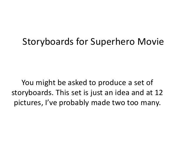 website storyboards