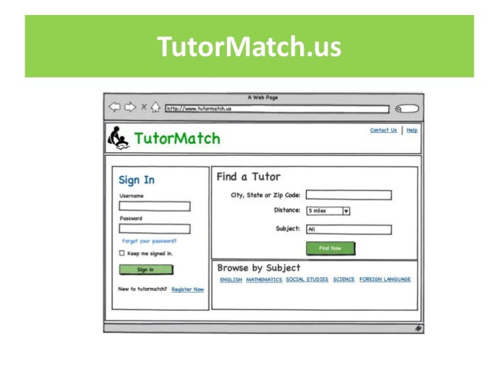 TutorMatch.us<br />
