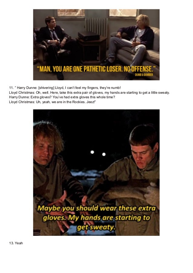 13 Dumb and Dumber Quotes Which Will Take You Back To 90s